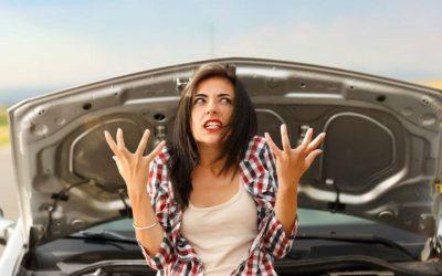 Compraste un vehículo y, a los días, sufriste un desperfecto mecánico?